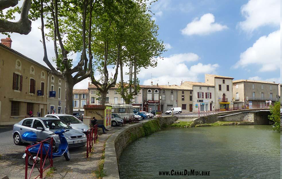 canal du midi bike carcassonne to narbonne. Black Bedroom Furniture Sets. Home Design Ideas